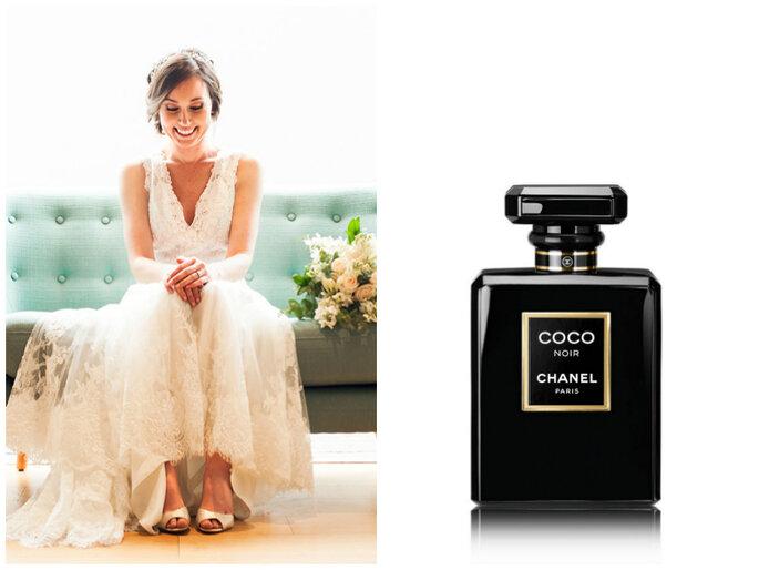 Noir por Chanel