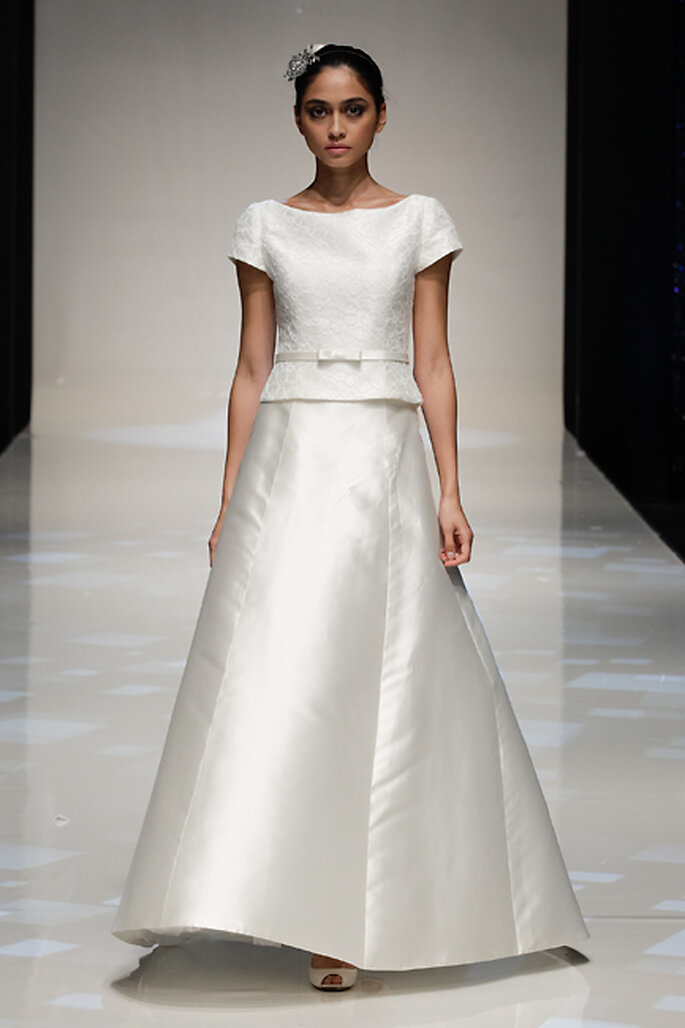 tendances robes de mari e 2014 la white gallery de londres