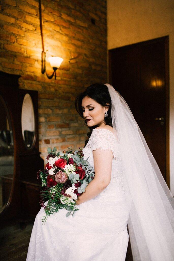 Buquê: Alecrim Assessoria e Decoração de Casamentos - Foto: Amanda Francelino Fotografia