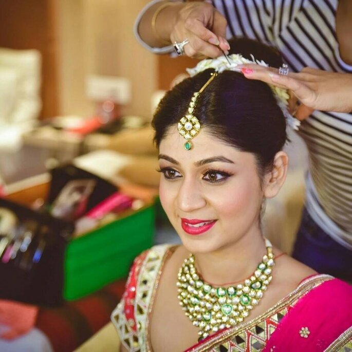 Photo: Makeup Diary By Nishi Singh.
