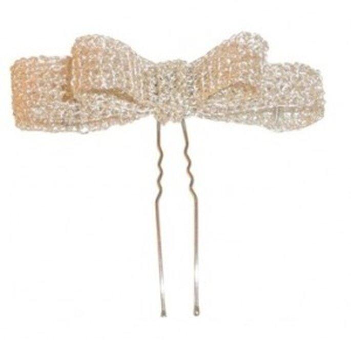 Accessoires pour coiffures de mariée Rosa Clará 2011 : noeud
