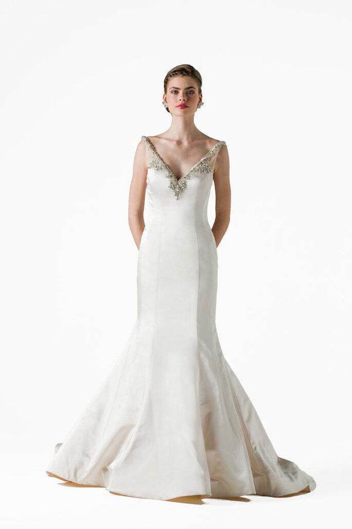 Vestidos de novia colección Black Label - Foto Anne Barge Modelo Colbert