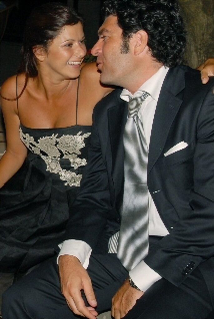Maureen & Alessandro, fan numero 1 dei weekend di nozze!