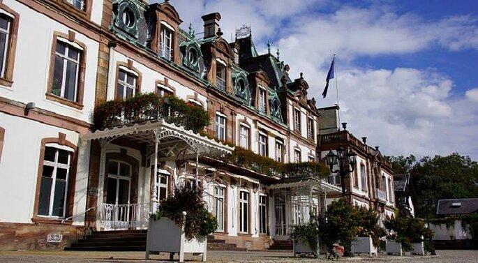 Hôtel Château de Pourtalès