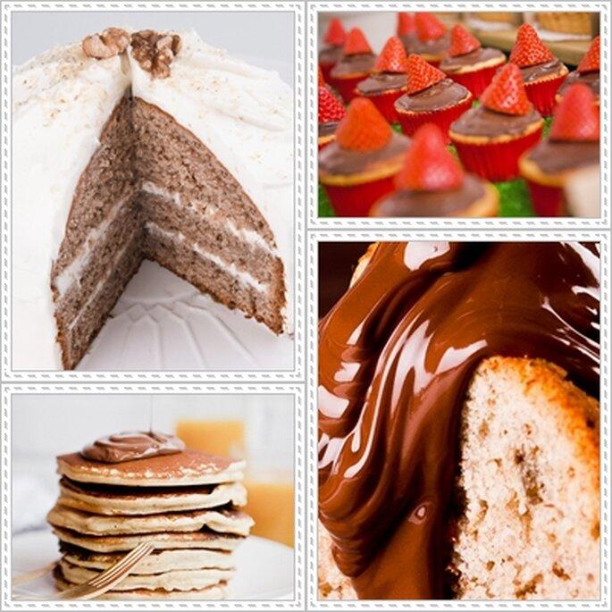 Las deliciosas propuestas de chocolate de Fanny Funny. Foto: Fanny Funny