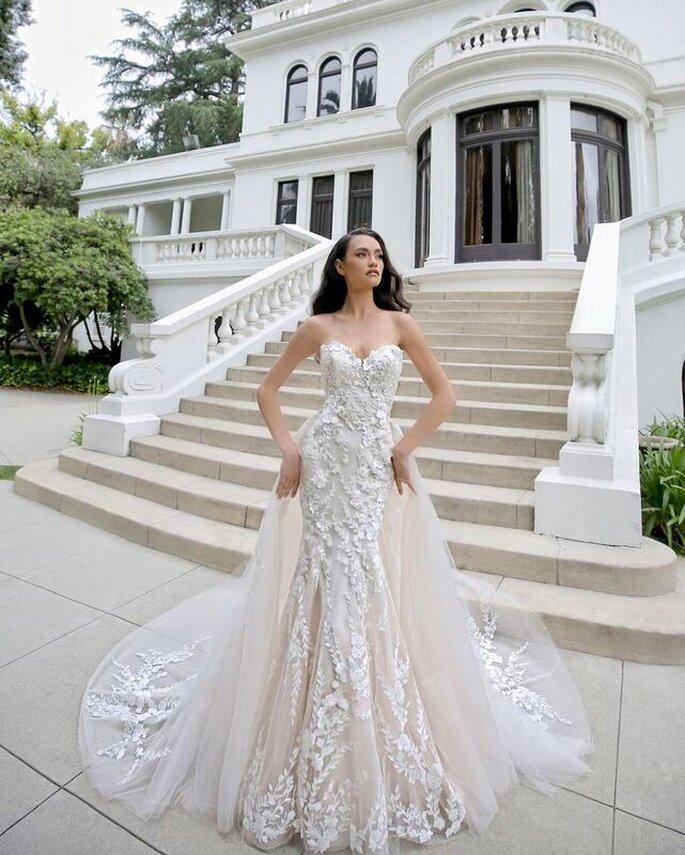 Prenota la tua prova abito da Blu Spose Atelier