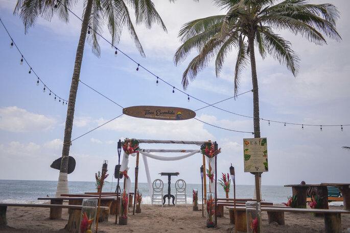 Hostal Finca Escondida Hotel para bodas Guajira