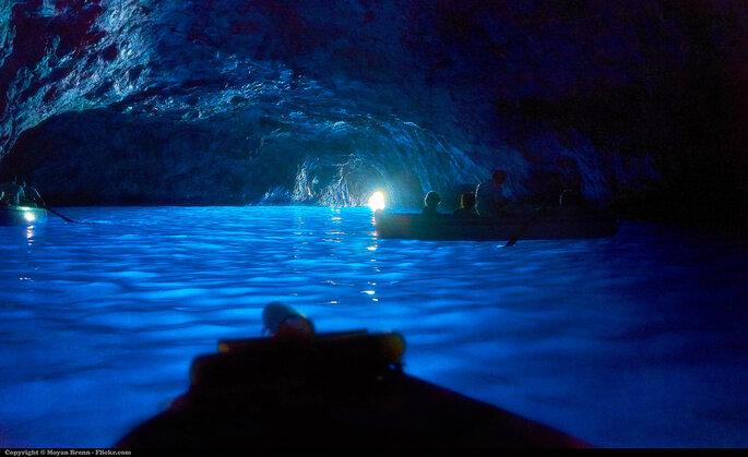 Grotta Azzura - Flickr: Moyan Brenn