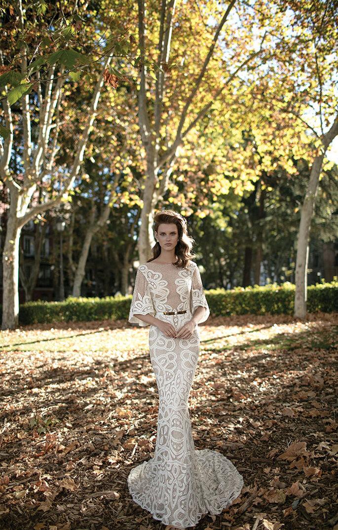 The top 5 israeli wedding dress designers that every bride for Top 5 wedding dress designers