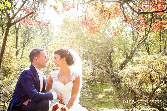 Bruidswerk Zoetermeer Foto: Frans Nijssen