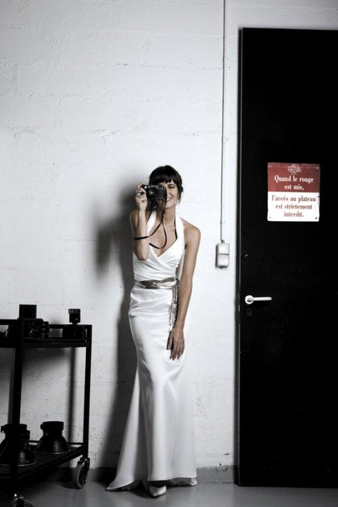 Vestido de novia halter Oui, Cymbeline