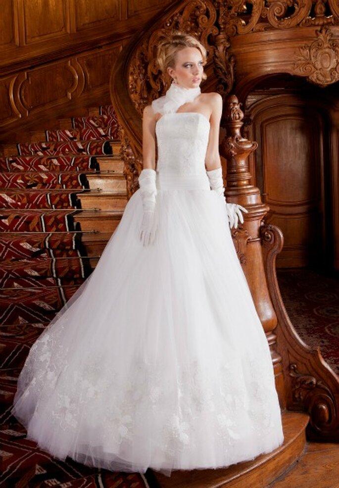 Robe de mariée Oksana Mukha - Modèle Jenny