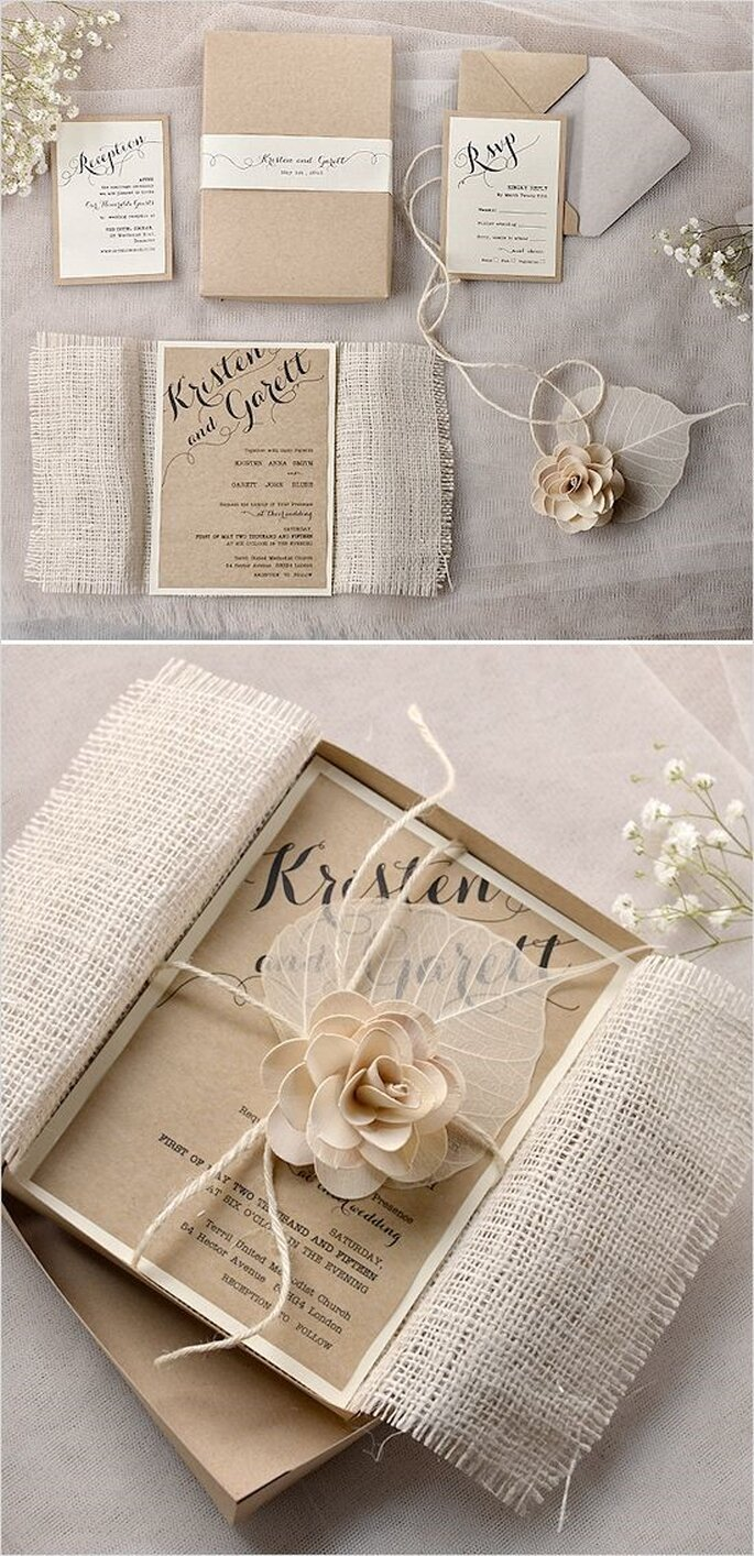 wedding stationery label'emotion london