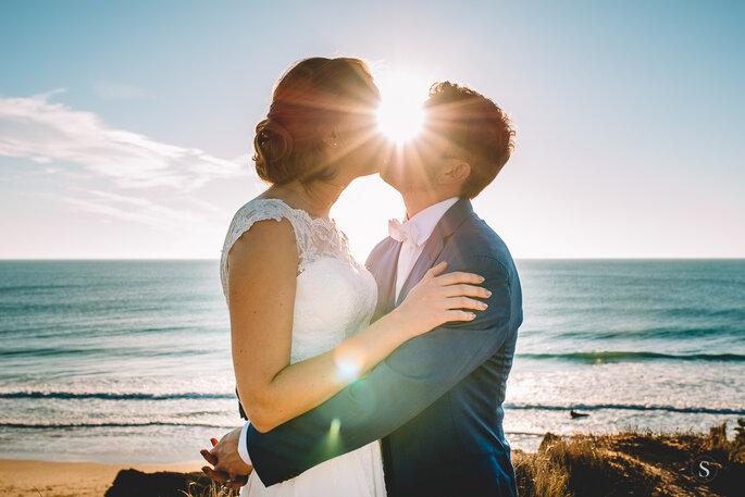 La historia de marie y nicols la boda que empez con la bsqueda toi orihuela bodas en la playa altavistaventures Image collections
