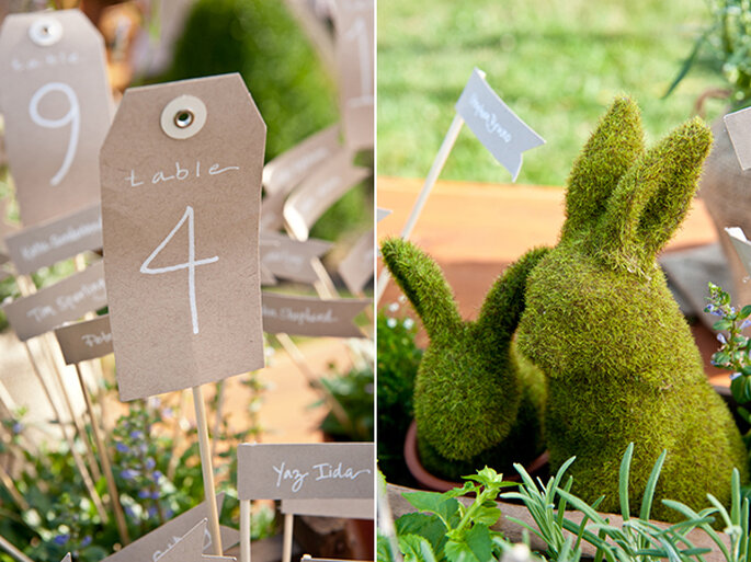 Real Wedding: Una boda con lindos detalles DIY - Foto Cappy Hotchkiss