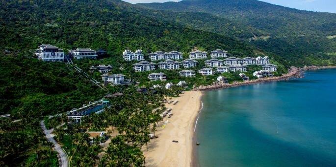 Credits: InterContinental Danang Sun Peninsula Resort