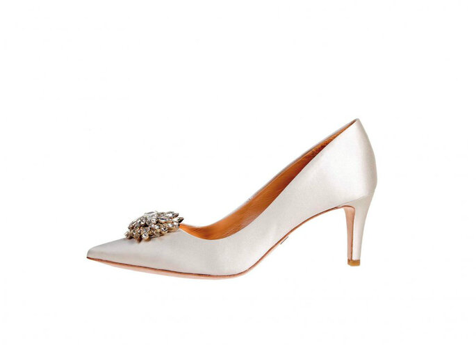 Ksis wedding shoes , model: Gardenia, obcas: 6cm