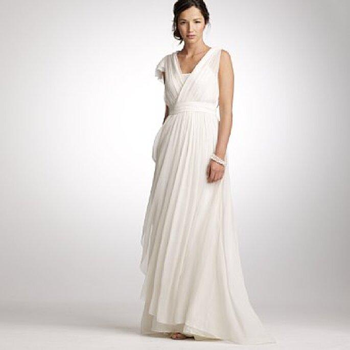 Vestido de noiva J. Crew 2011 - modelo Thea