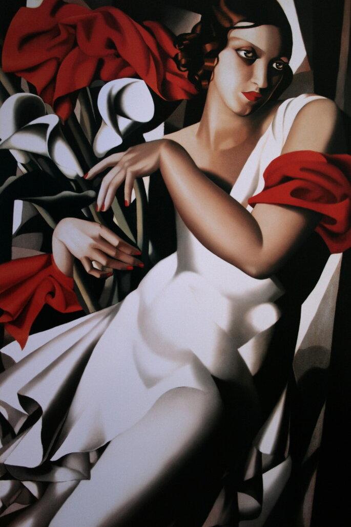 Tamara de Lempicka Ritratto della signora Ira p.