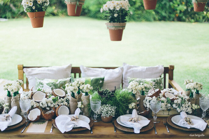 Addobbi Floreali Matrimonio Rustico : Decora il tuo matrimonio con la frutta: sorprendi i tuoi invitati