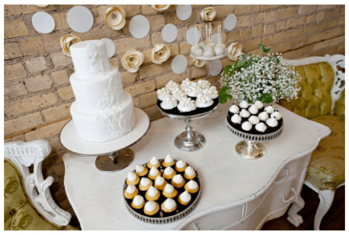 Les meilleures sweet table de 2013 - Photo Erin Johnson Photography