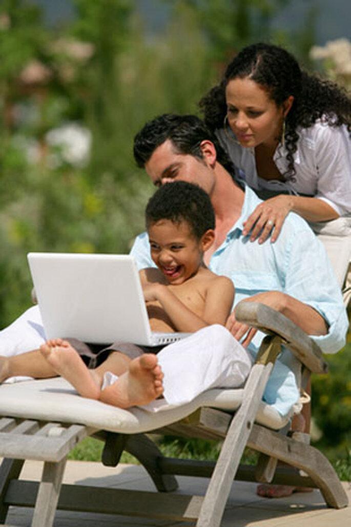 Partager les événements familiaux et heureux à distance, c'est possible ! - Source : Emotionlink