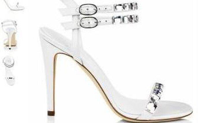 Sandali con doppio cinturino