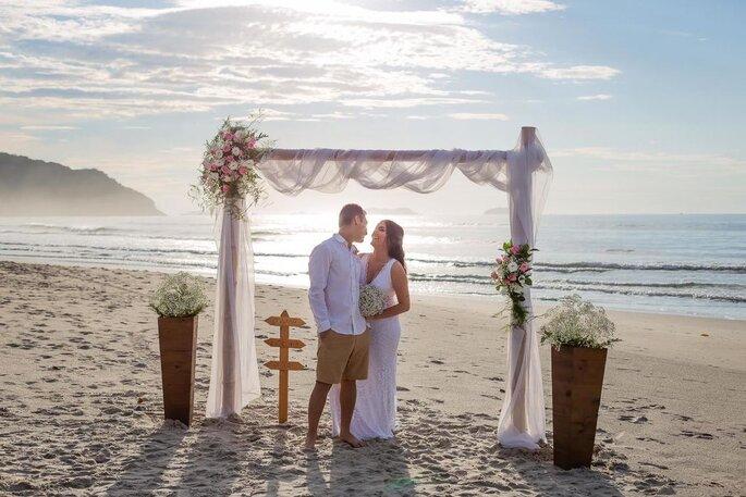 Elopement wedding Ubatuba
