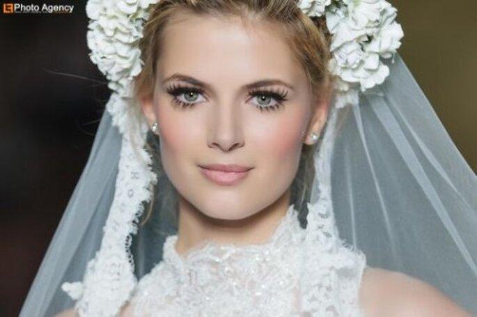 makijaż ślubny 2015