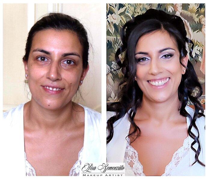 Lisa Semenzato Makeup Artist