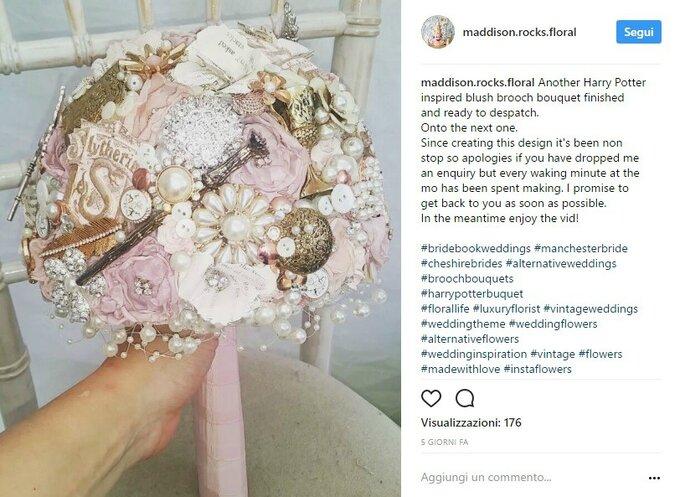 Foto via Instagram @maddison.rocks.floral
