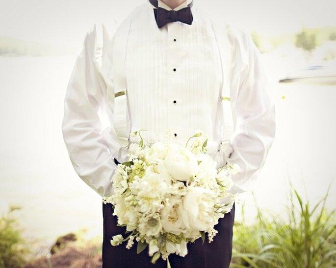 Sposo 'decapitato'= il trionfo dei dettagli!