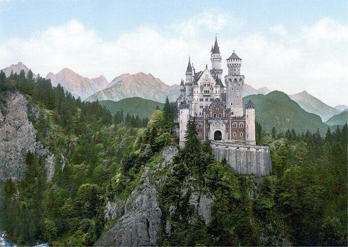 Photo : Château de Neuschwanstein - Pixabay