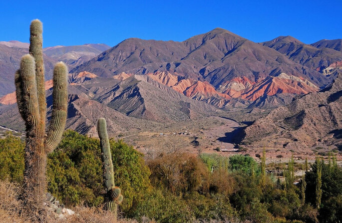 Photo : QUEBRADA DE HUMAHUACA - JUJUY