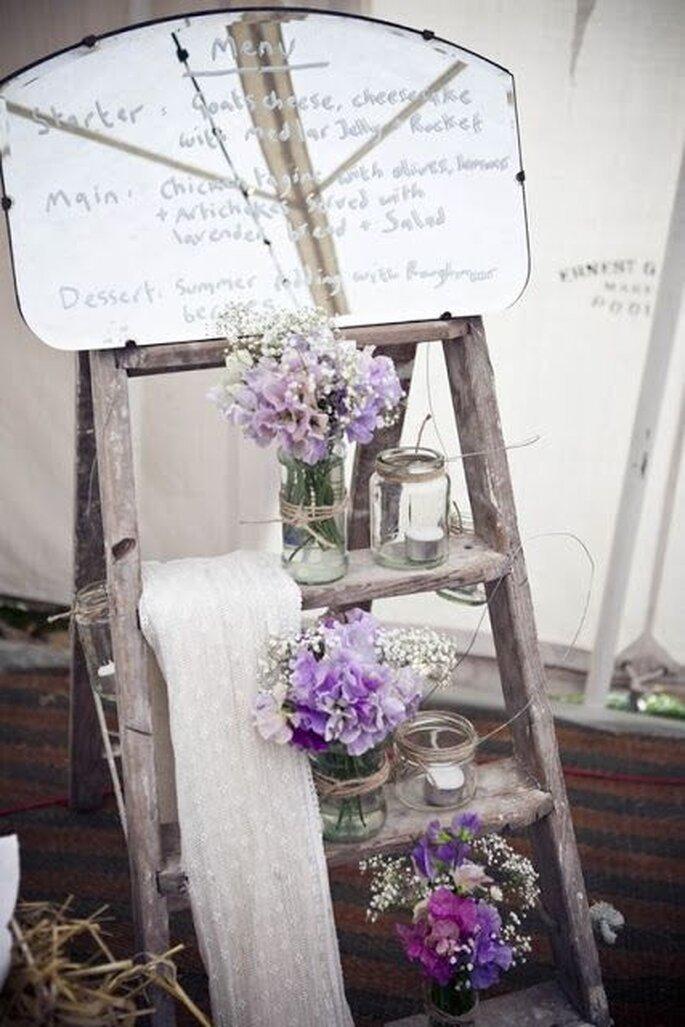 5 ideas no vistas para decorar tu boda - Decorar tu boda ...