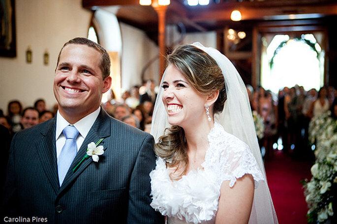 Das erste Hochzeitsjubiläum am Tag der eigenen Hochzeit - Photo: Carolina Pires