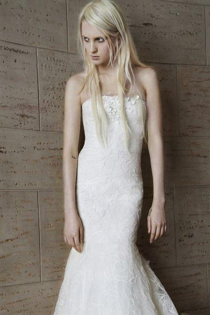 Vestido de novia de Vera Wang - Colección Primavera 2015
