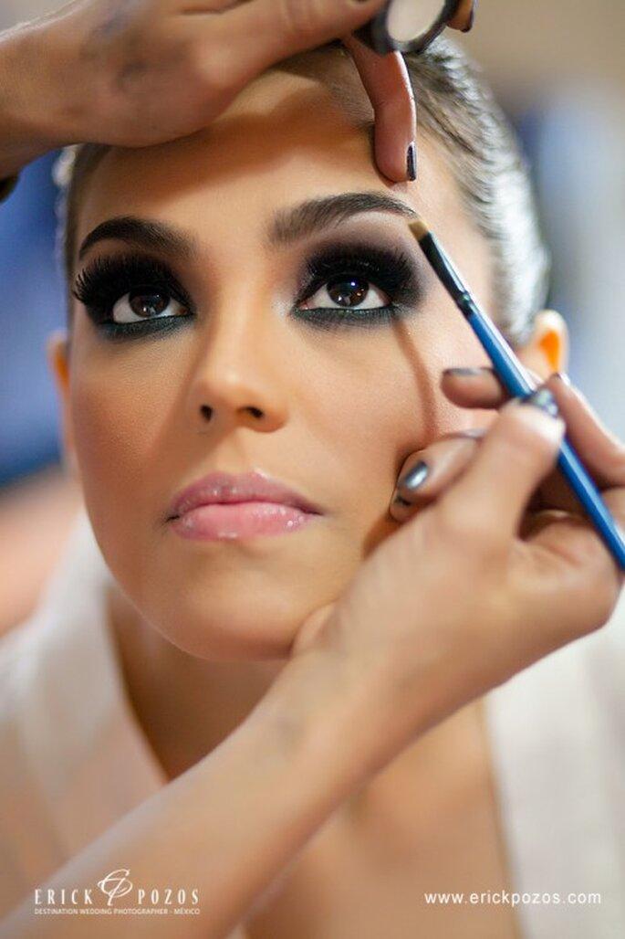 Erst perfekte Augenbrauen lassen das Gesicht harmonisch wirken – Foto: erickpozosblog.com