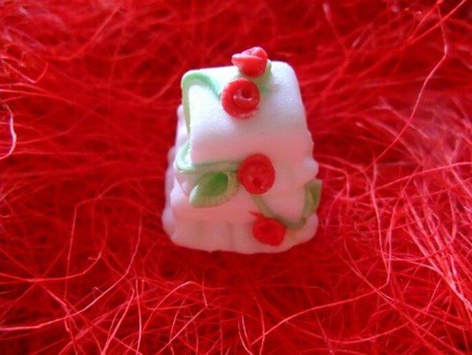 Cake pasta di zucchero ©Dolcezze di zucchero