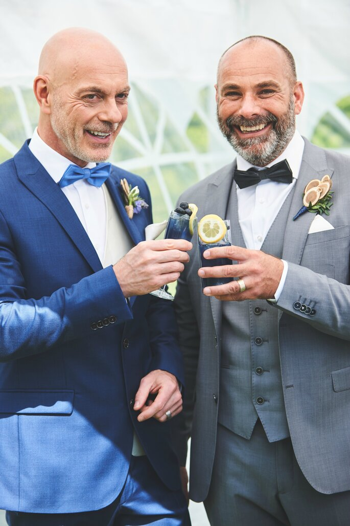 Exquisite Gay Weddings Credits: Liefde Photography