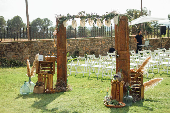 Sellarés Rural Espai Bodes masía bodas Barcelona
