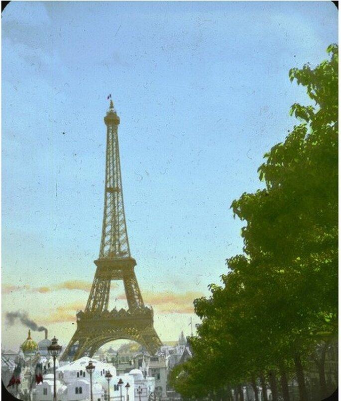 Ein malerisches Ambiente bietet die Stadt Paris  – Foto: Flickr