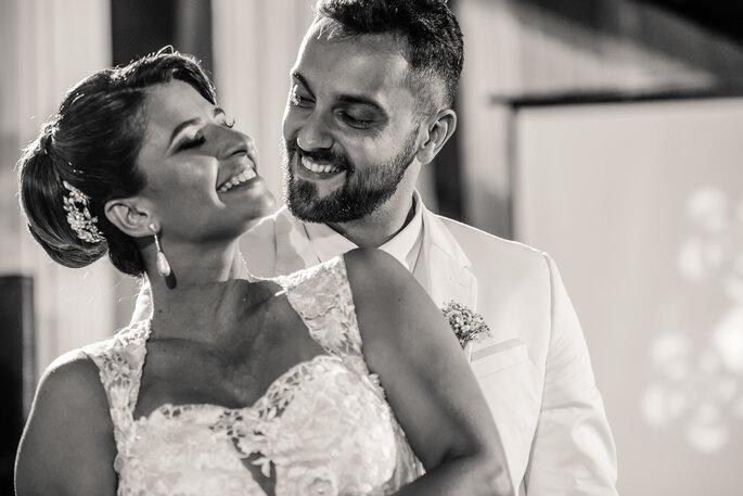 Foto de momentos do casamento
