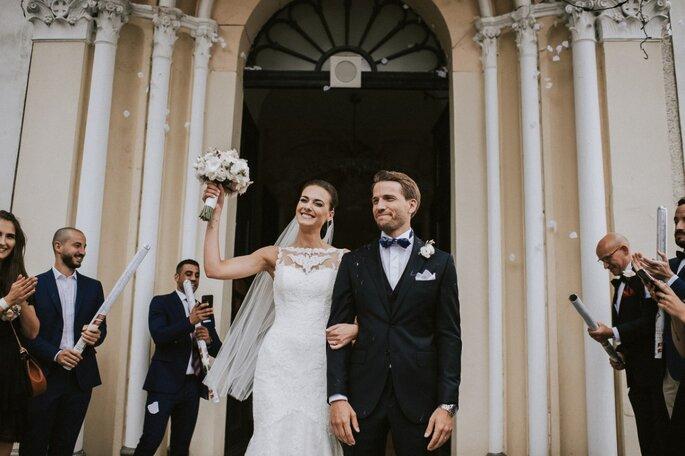 Monika i Michał Orłowscy