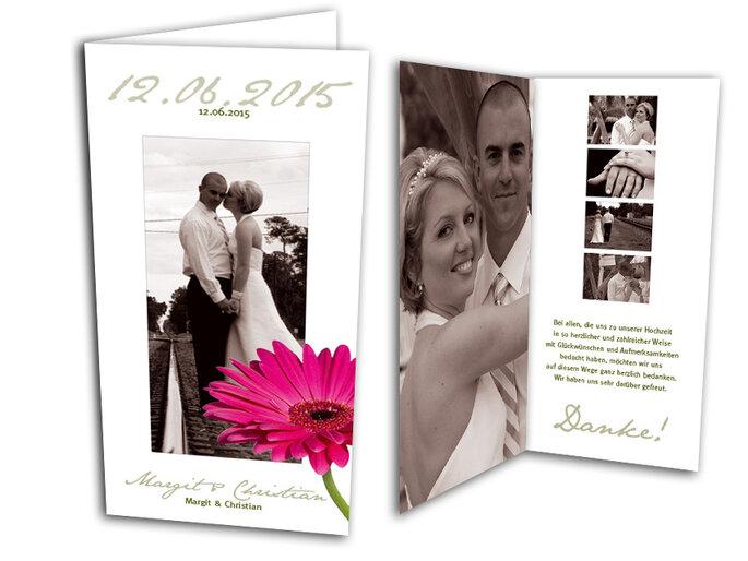 Foto: Hochzeitseinladungen.de