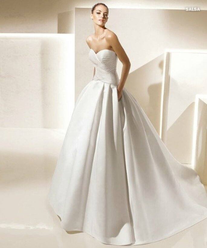 Salsa Collection Glamour - La Sposa 2012