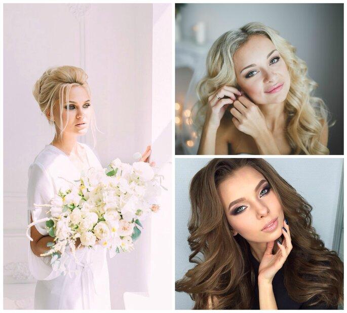 Свадебный стилист-визажист Александра Пославская