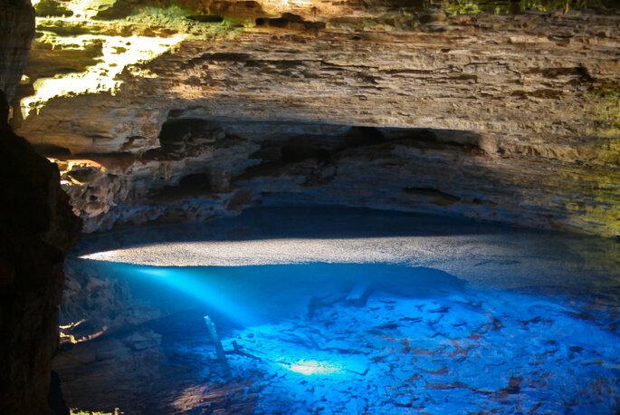 Le parc national de la Chapada Diamantina regorge de trésors. Crédit : Danielle Pereira, Flickr