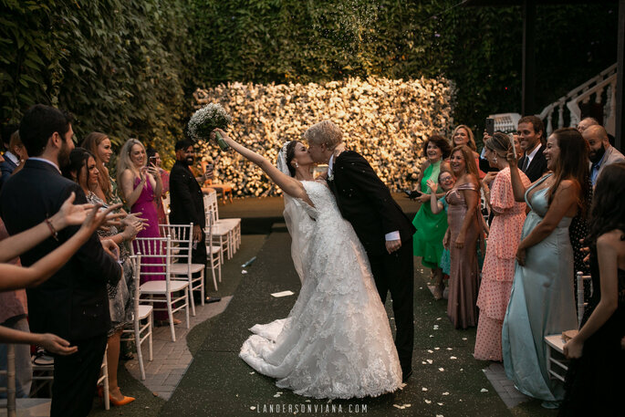 celebrante de casamento bilingue