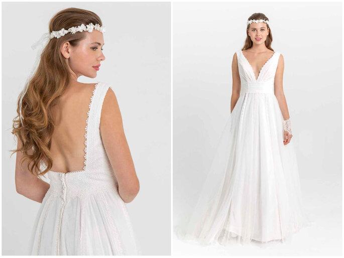 Les Mariées de Talia - Boutique de robes de mariée - Paris